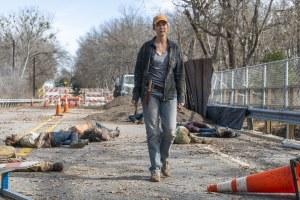 Fear The Walking Dead, S4 Ep5- Laura