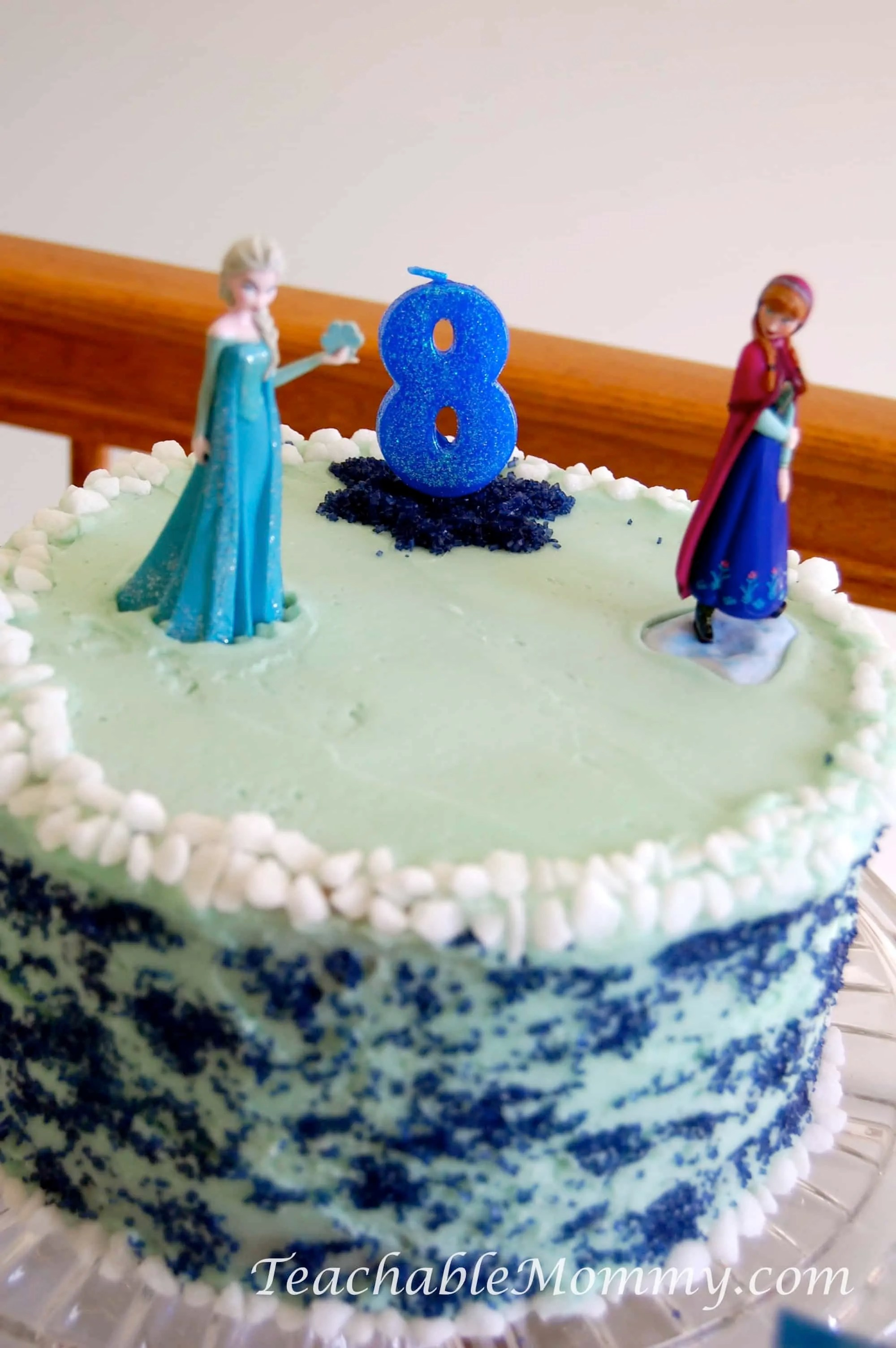 Frozen Birthday Party Decorations Games Food Free Printables And More