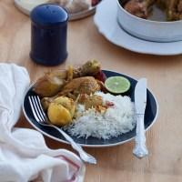 Rustic 3 Step Bangladeshi Chicken Curry - গ্রামীণ মুরগির রেসিপি