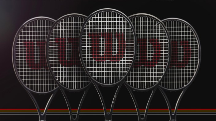 Pro Staff v13 Family of tennis rackets