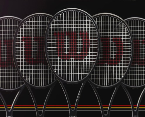 Pro Staff v13 Family of tennis rackets