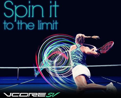 Spin it to the Limit - Yonex