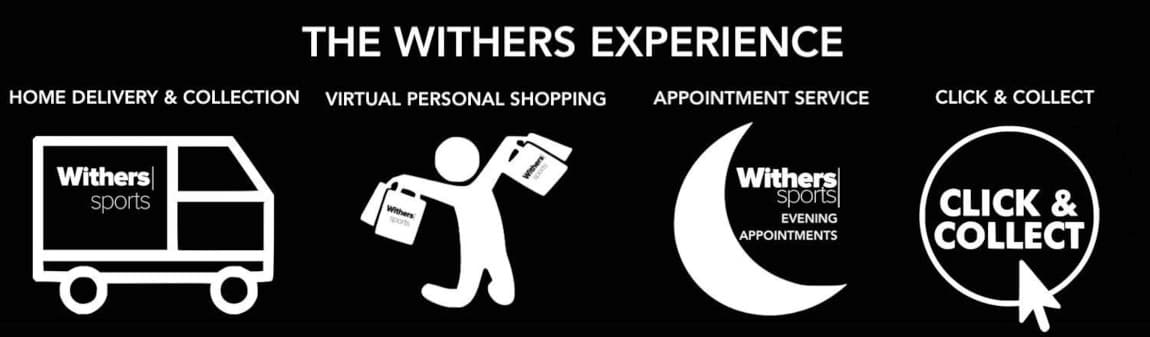 The Withers Experience - with evening appointments