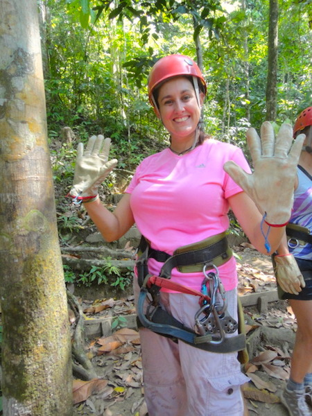 Cruising Across the Jungle – Costa Rica Zipline Tour