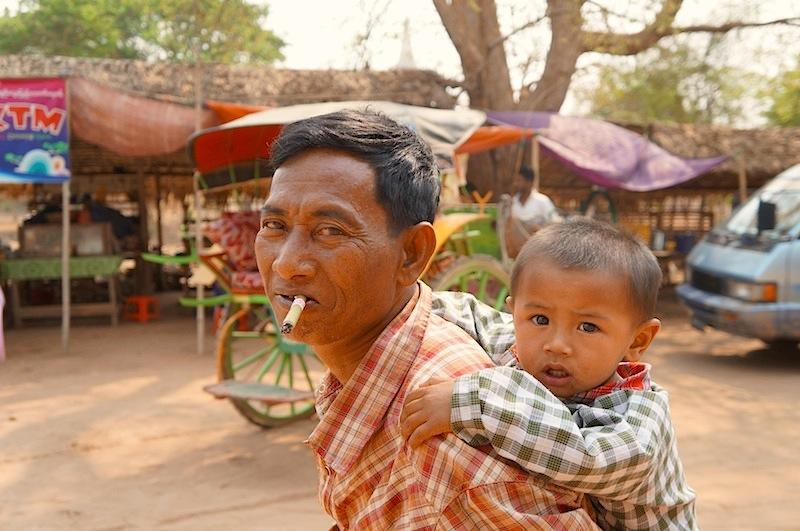 Bagan.Myanmar
