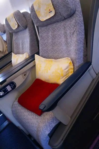 Review of Air China Business Class – A330