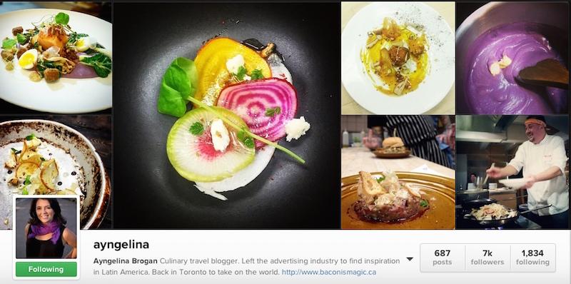 The 10 Best Food Instagram Accounts