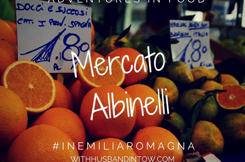 Modena Food Market – Mercato Albinelli