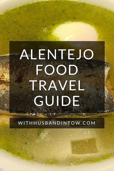 Alentejo Food Travel Guide