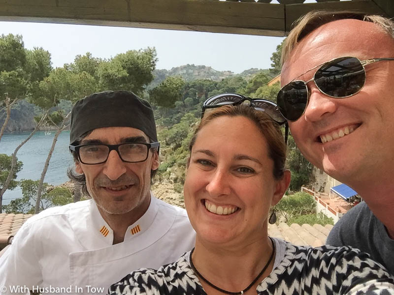 The Hotel Aigua Blava Restaraunt – Where Tradition and Modern Meet