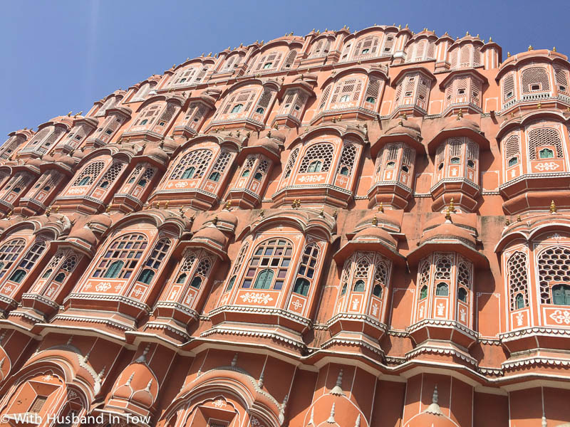 Jaipur Marriott Pink City - Traveling in India