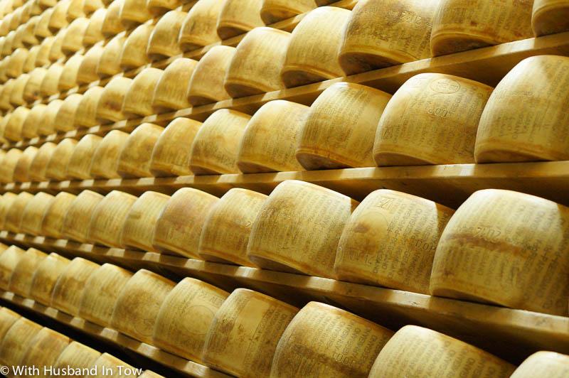Italian Culinary Tourism Via Emilia