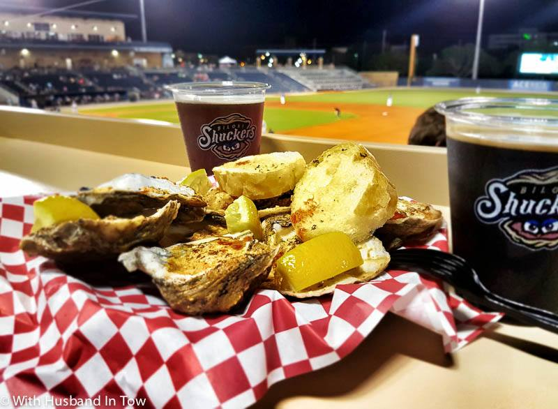 Biloxi Shuckers Best Gulf Coast Eats