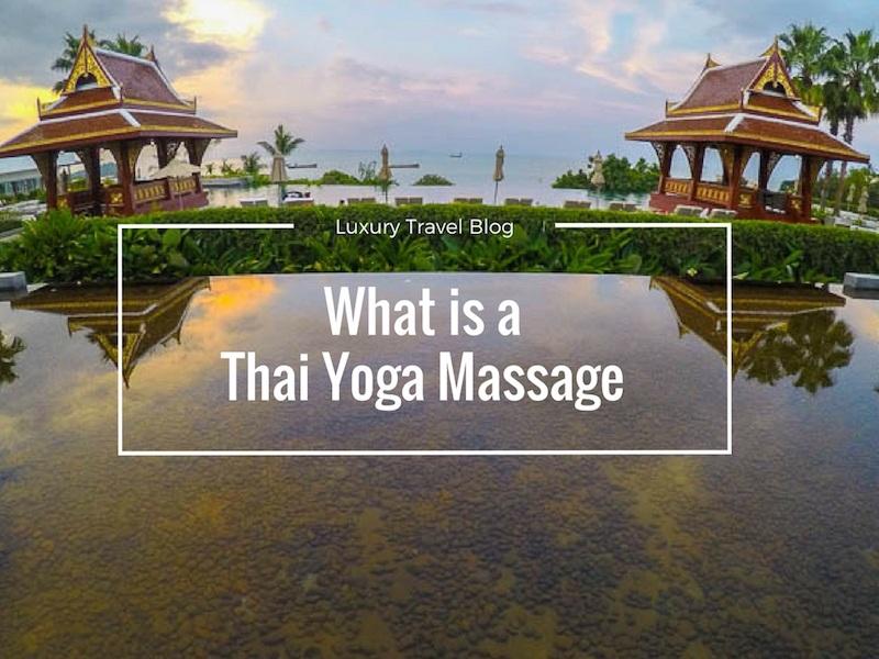 What is Thai Yoga Massage