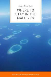 Maldives Where to Stay