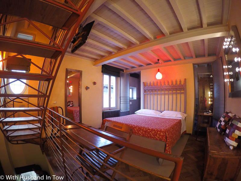 where to stay in Bologna Locanda Amerigo