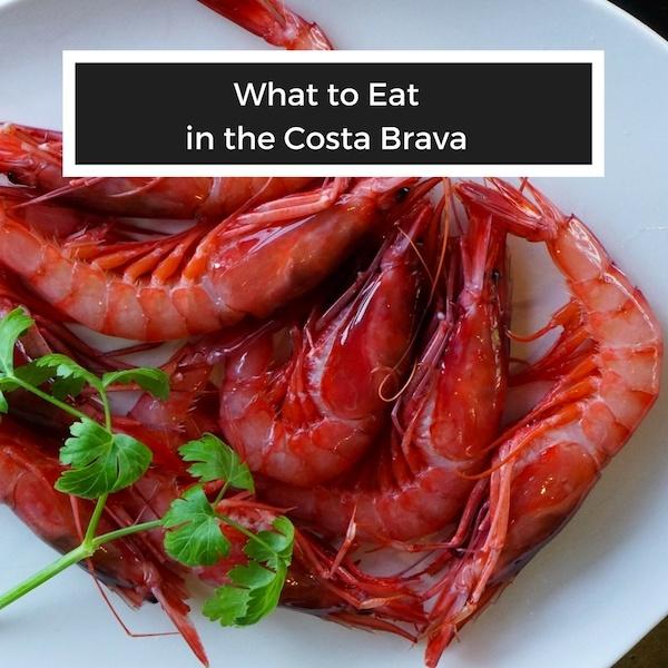 Costa Brava Food Travel Guide