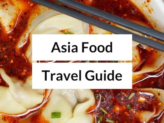Asia Food Travel Blog