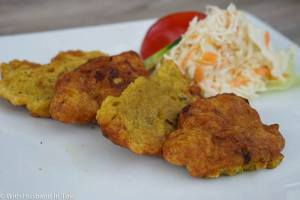 What is Jamaican Food - Shrimp Fritters