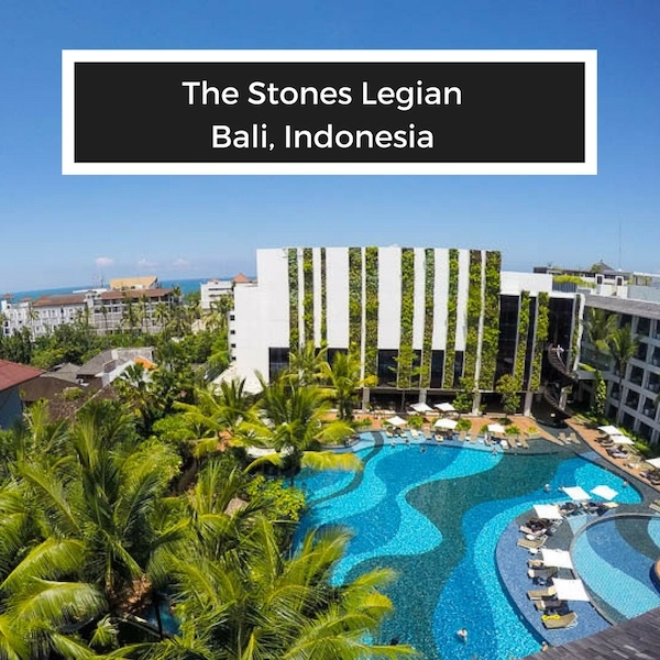 Southeast Asia Travel Guide - The Legian Bali