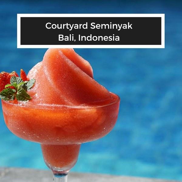 Courtyard Seminyak Bali - Where to Stay in Bali