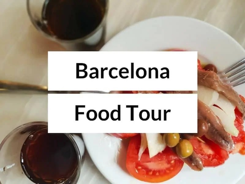 A Barcelona Food Tour With the Food Lovers Company