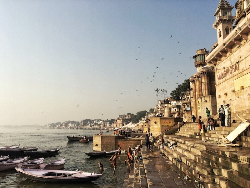 India Travel Blog - Traveling In India - Solo Travel