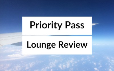 The Priority Pass Lounge – Is This Airport Lounge Pass Worth It?