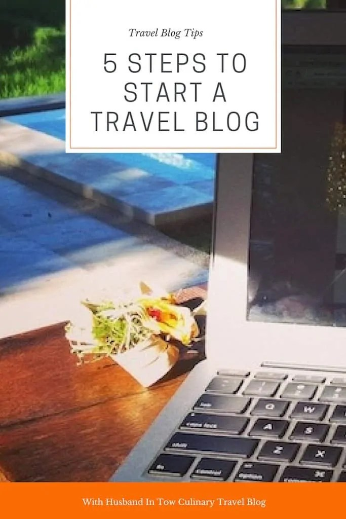 Starting a Travel Blog - How to Start a Blog