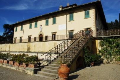 Medici Villa - La Petraia - Castello - Florence