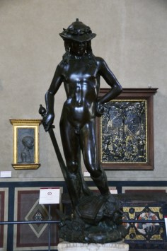 Bargello - David, Donatello