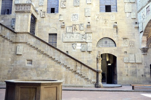 Bargello - cortile