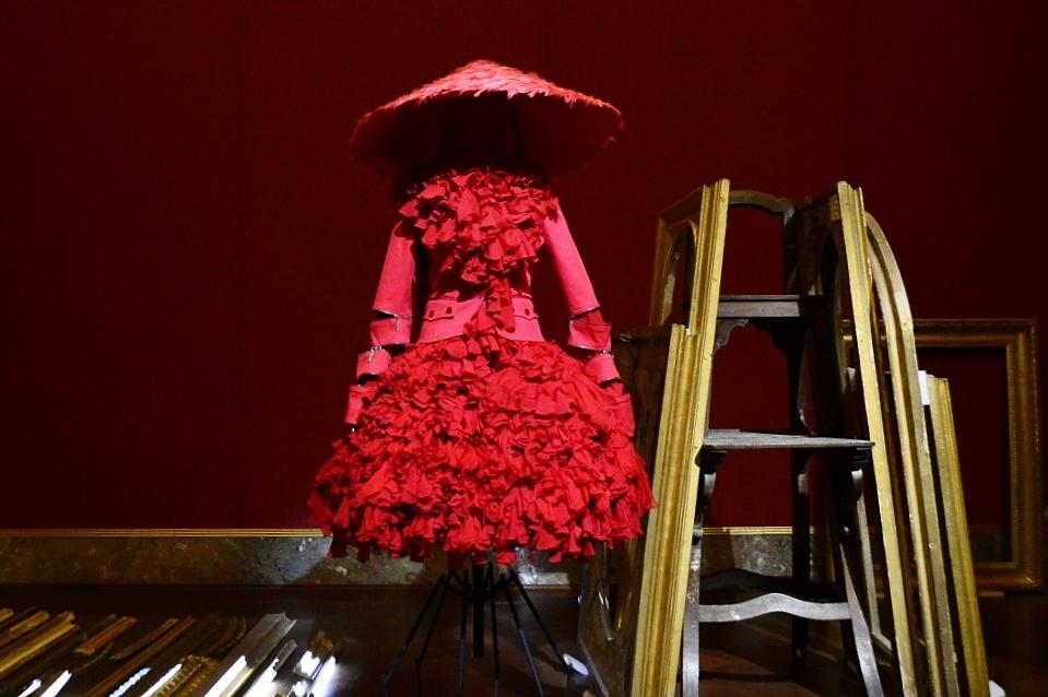 Museo Effimero della Moda: fashion at Palazzo Pitti