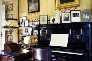 Villa Puccini - Puccini`s studio