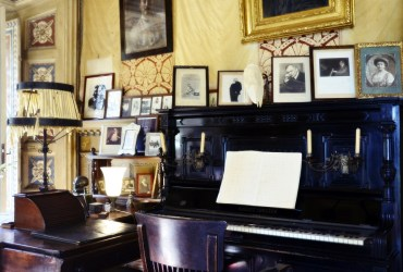 Villa Puccini in Torre del Lago: where Giacomo Puccini still feels alive