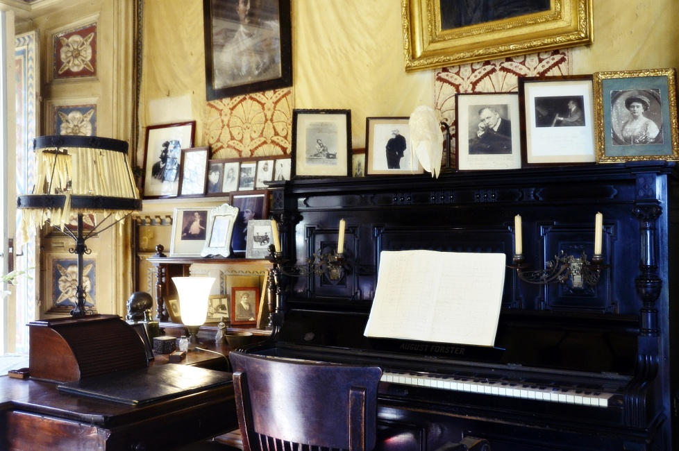 Villa Puccini in Torre del Lago: where Giacomo Puccini still feels alive