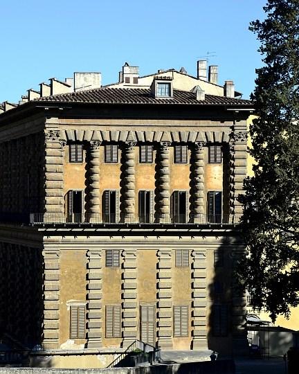 Gardens of Florence #9: giardino di Boboli, the paradigm of a 16th century Italian garden