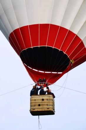 Festival delle mongolfiere Firenze 2017 - Ipodromo del Visarno