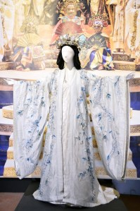 "Museo Franco Zeffirelli - ""Turandot"" costume"