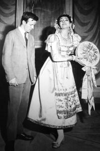 Museo Franco Zeffirelli - Franco Zeffirelli and Maria Callas