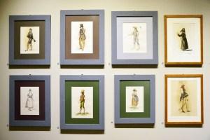 """Museo Franco Zeffirelli - """"L'elisir d'amore"""" sketches"""