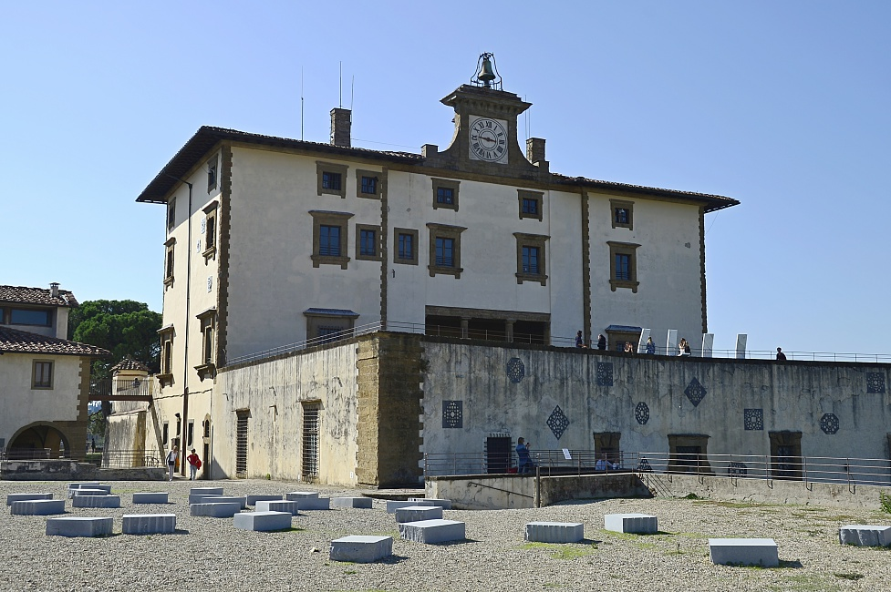 Forte di Belvedere: refuge of the Medici and viewpoint of Florence