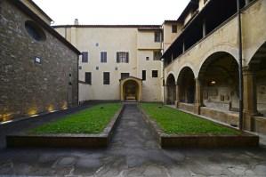 Santa Maria Novella - cloister - Florence