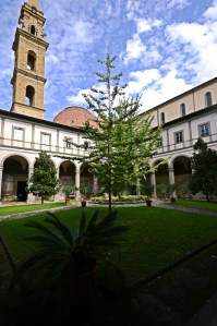 Santo Spirito - cloister - Florence