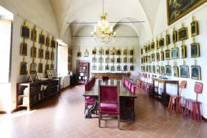 Villa Medicea di Castello - Accademia della Crusca - Florence