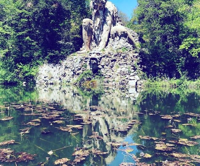 Gardens of Florence #4: parco mediceo di Pratolino