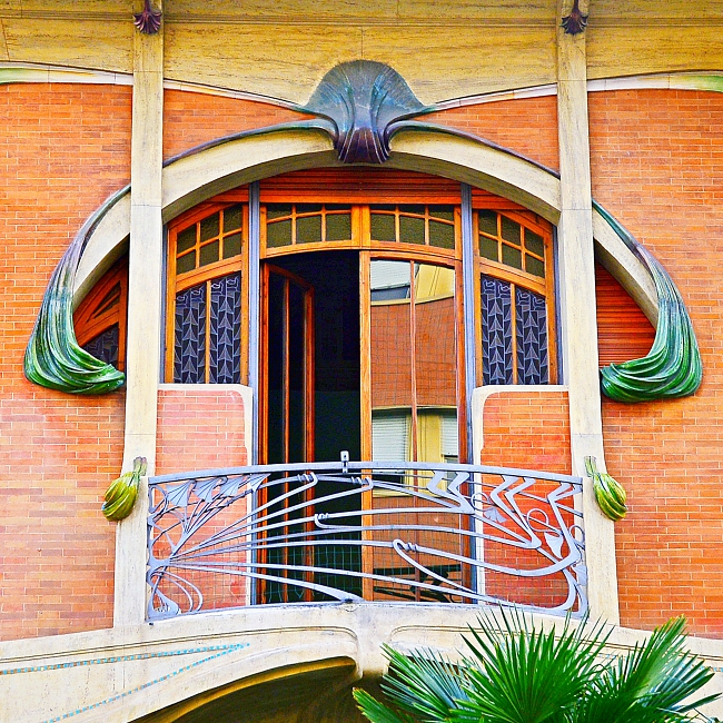 Il Liberty fiorentino: the Florentine art nouveau
