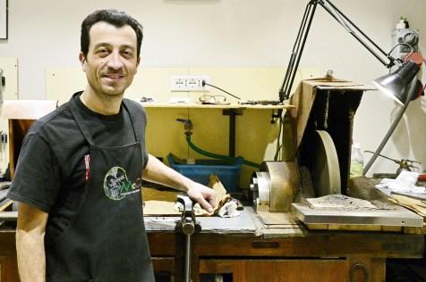 Leonardo Donnini - Donnini Coltelleria, Via G. Lanza 70 - 50136 Florence