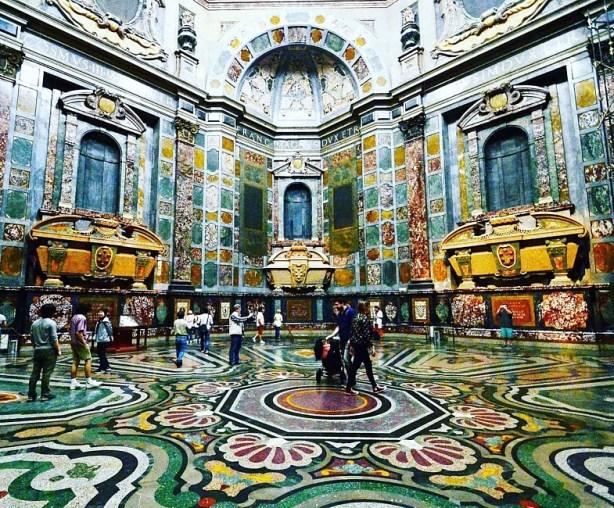 Cappelle Medicee - piazza Madonna degli Aldobrandini - FlorenceCappelle Medicee - piazza Madonna degli Aldobrandini - Florence