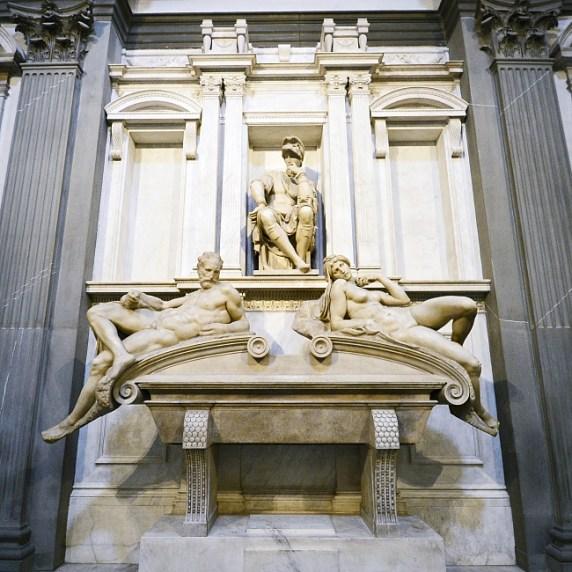 Cappelle Medicee - piazza Madonna degli Aldobrandini - Florence